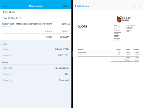 xero for ios ipad 1x